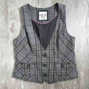 Esprit women's waist coat, 8, cotton